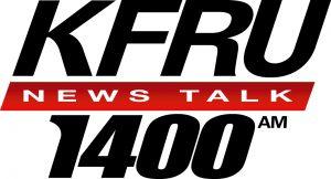 KFRU 1400 Logo CoMoGives