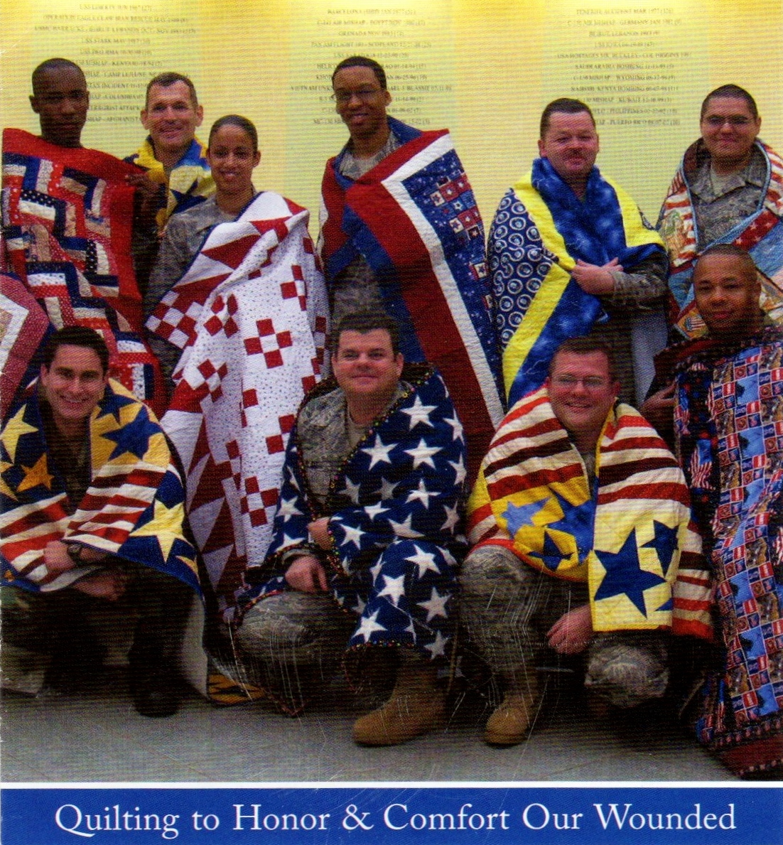 Mid-Missouri Quilts of Valor