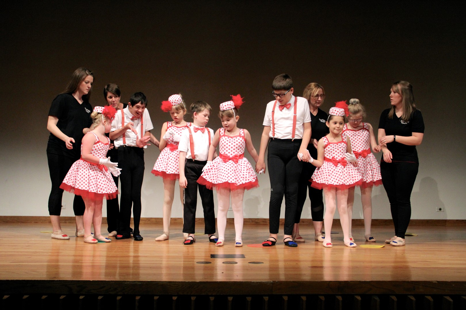 Giving to Missouri Contemporary Ballet is giving to DanceAbility!