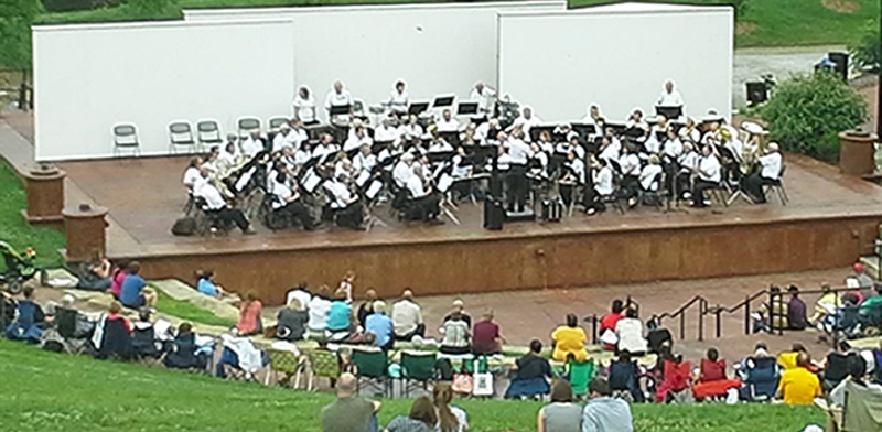 The Columbia Community Band