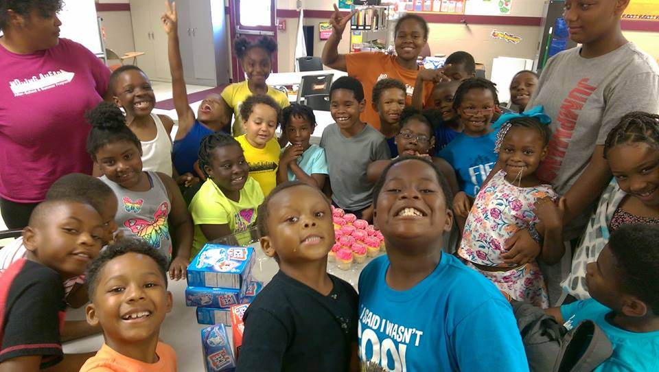 Moving Ahead Afterschool & Summer Program