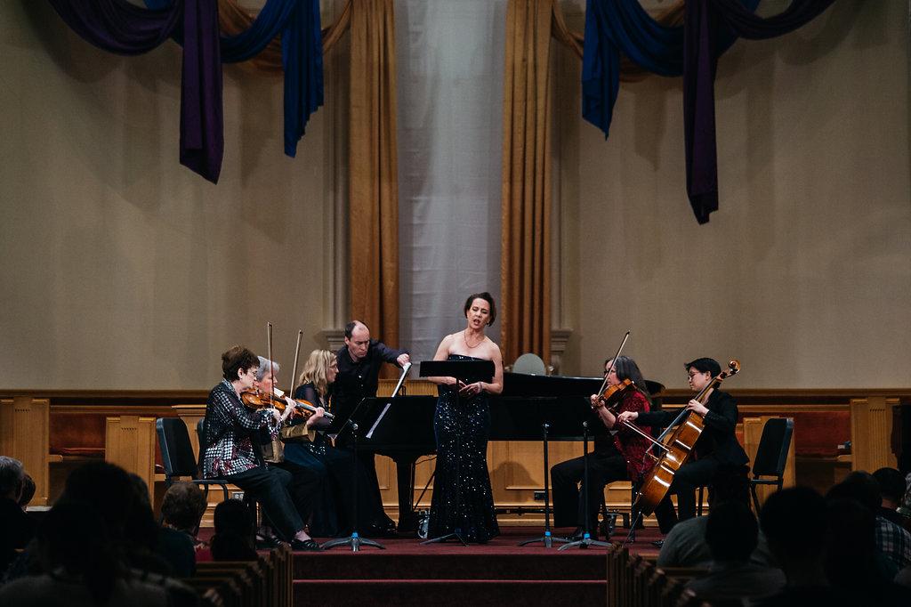 Odyssey Chamber Music Series