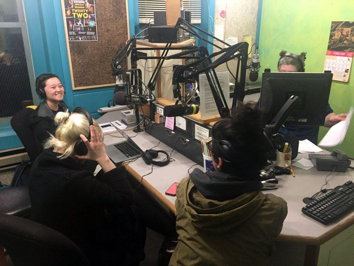 KOPN 89.5FM