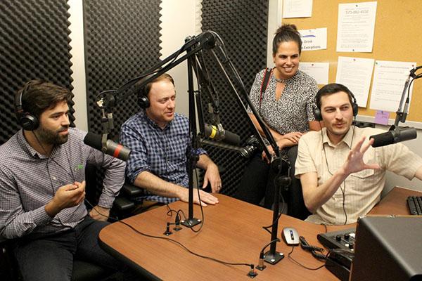 KBIA 91.3 FM and MU Classical 90.5 FM