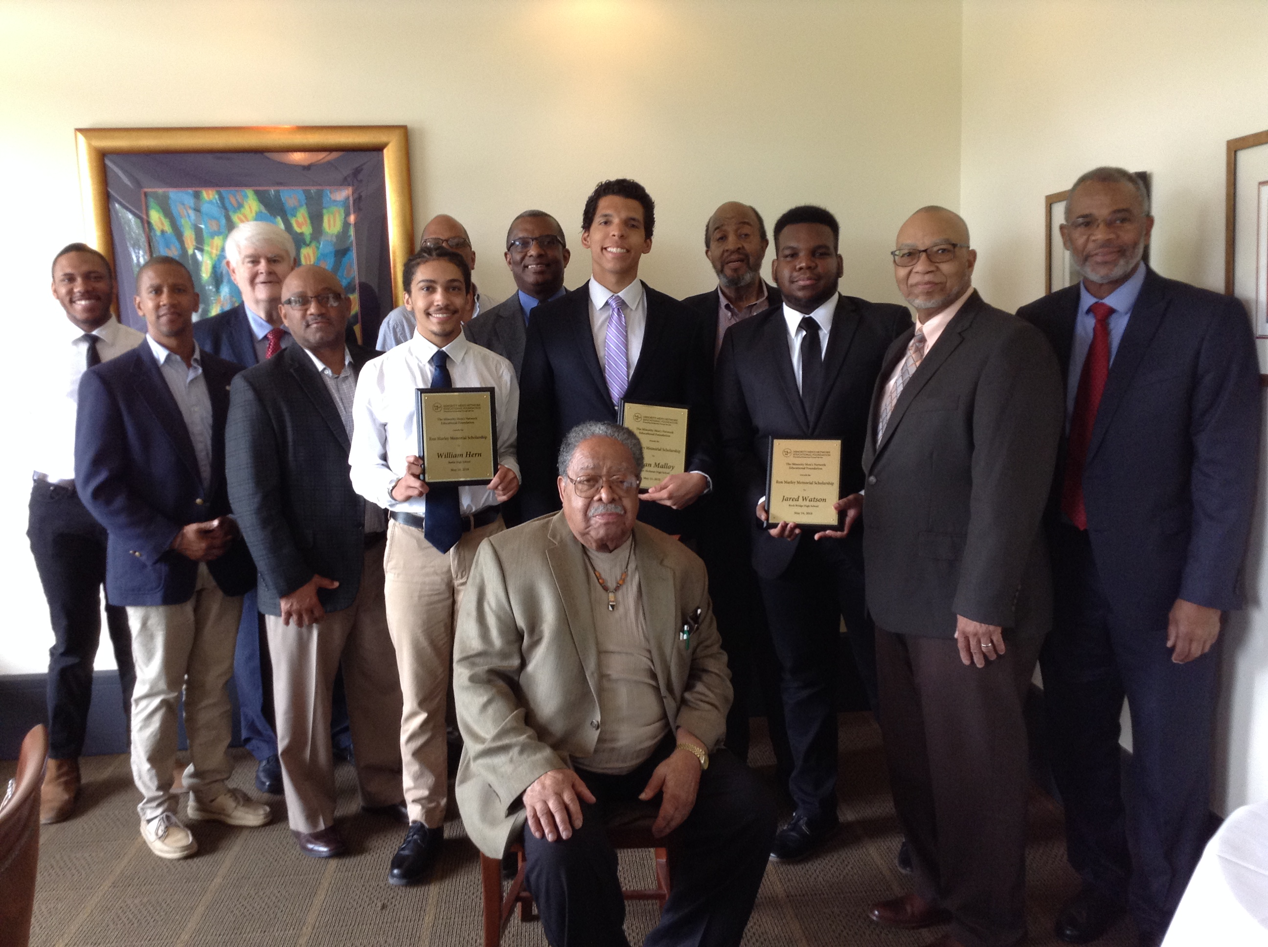 Minority Men's Network Educational Foundation