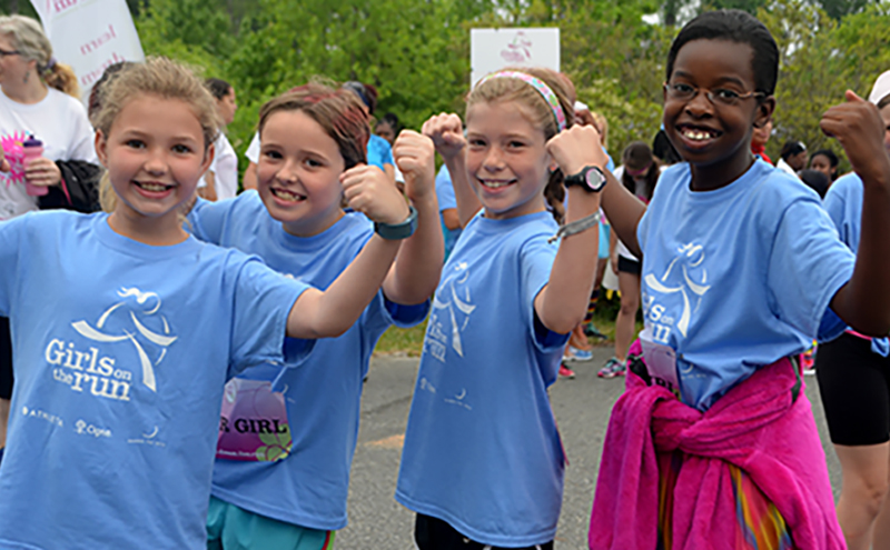 Heart of Missouri Girls on the Run