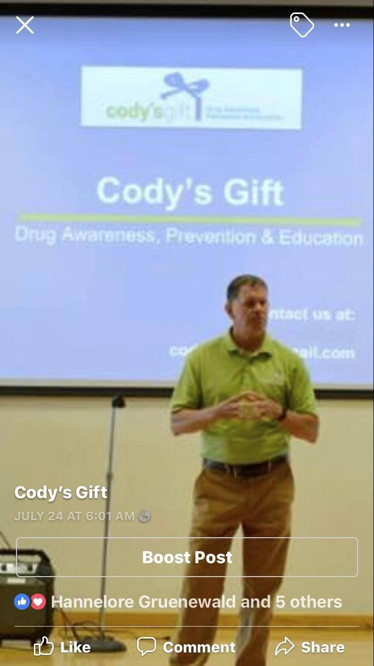 Cody's Gift
