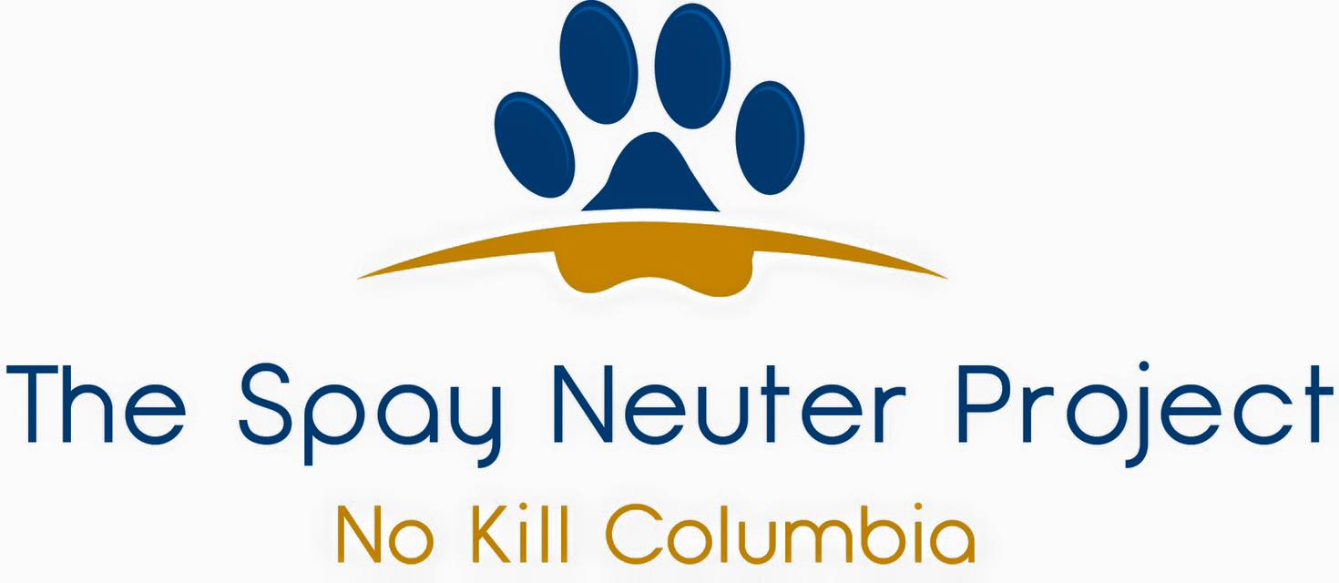 2016 The Spay Neuter Project Logo