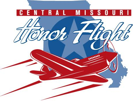 Central MO Honor Flight Logo